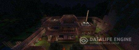Скачать карту Выживание для Minecraft